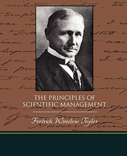 9781438523897: The Principles of Scientific Management