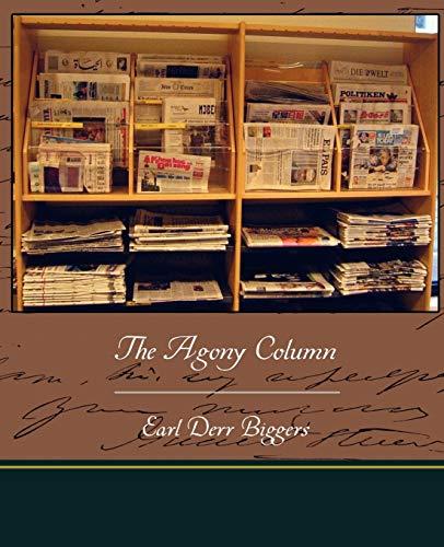 9781438527260: The Agony Column