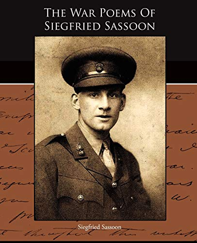 9781438527949: The War Poems Of Siegfried Sassoon