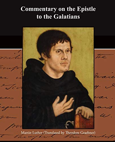 9781438528328: Commentary on the Epistle to the Galatians