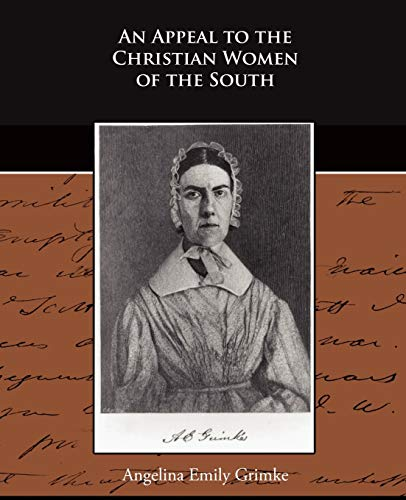 9781438528373: An Appeal to the Christian Women of the South