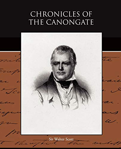 9781438529271: Chronicles of the Canongate