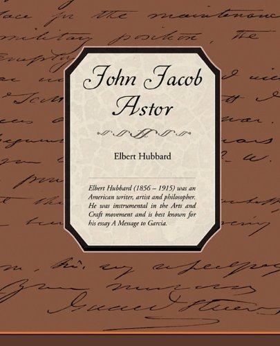 9781438530970: John Jacob Astor
