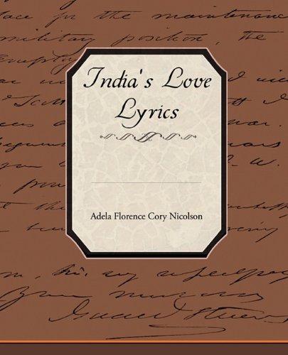 9781438531670: India's Love Lyrics