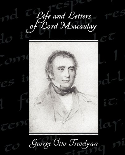 9781438531786: Life and Letters of Lord Macaulay