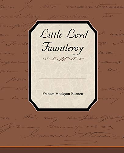 9781438532486: Little Lord Fauntleroy