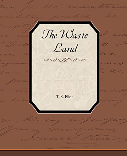 9781438532707: The Waste Land