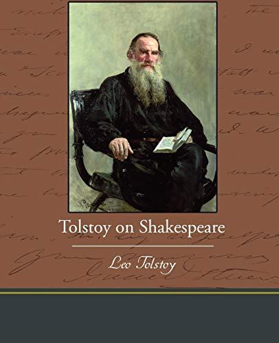 9781438535746: Tolstoy on Shakespeare