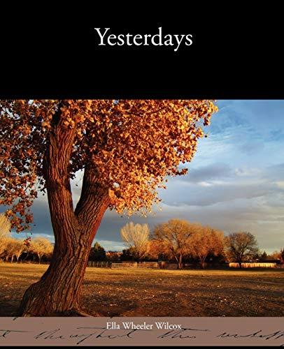9781438535791: Yesterdays