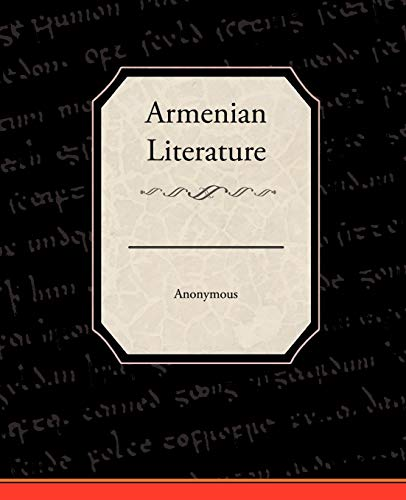 9781438536842: Armenian Literature