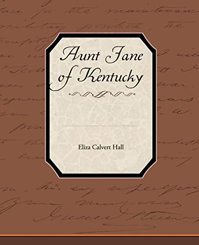 9781438537283: Aunt Jane of Kentucky