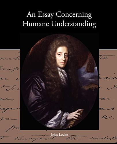 9781438573359: An Essay Concerning Humane Understanding