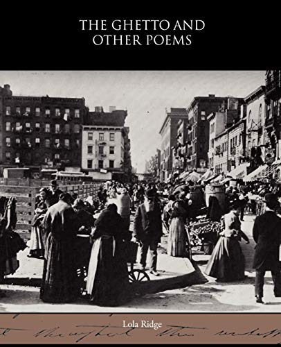 9781438595238: The Ghetto and Other Poems
