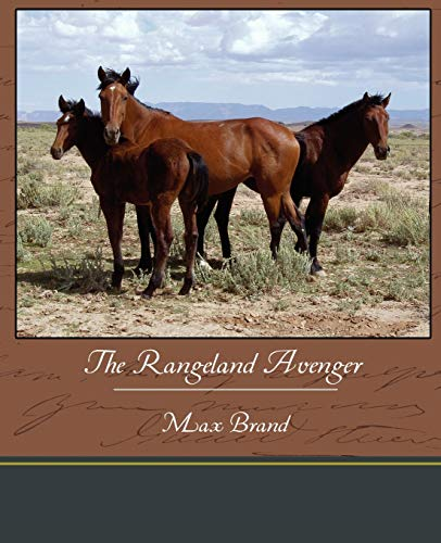 The Rangeland Avenger (9781438595375) by Max Brand