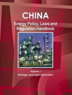 9781438708744: China Energy Policy, Laws and Regulations Handbook