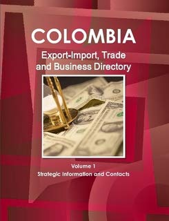 9781438709079: Colombia Export-import Trade and Business Directory