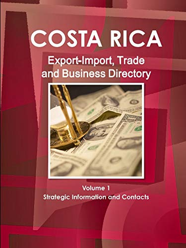 9781438710334: Costa Rica Export-import Trade and Business Directory