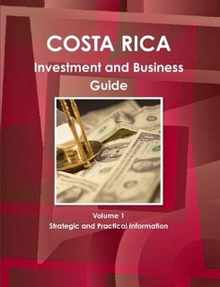 9781438710389: Costa Rica Investment and Business Guide