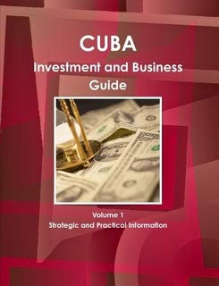 9781438711423: Cuba Investment and Business Guide