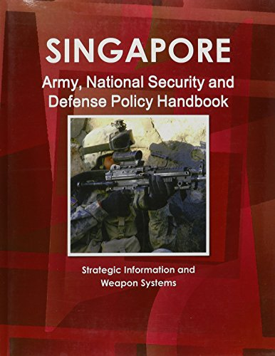 9781438743288: Singapore Army, National Security and Defense Policy Handbook