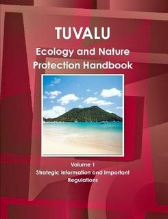 9781438749327: Tuvalu Ecology & Nature Protection Handbook