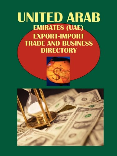 9781438750859: United Arab Emirates (UAE) Export-Import Trade and Business Directory