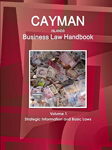 9781438769554: Cayman Islands Business Law Handbook: Strategic Information and Laws