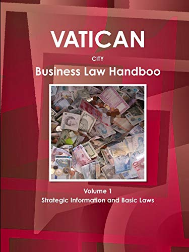 9781438771366: 1: Vatican City Business Law Handbook: Strategic Information and Laws
