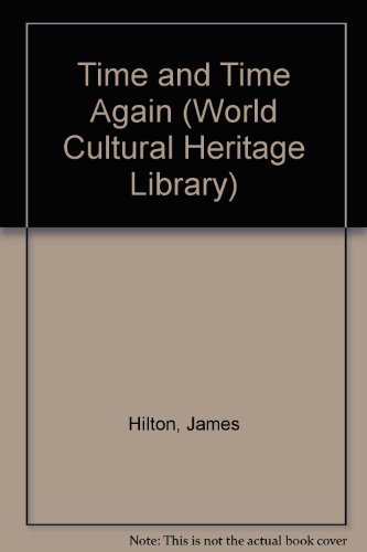 9781438799131: Time and Time Again (World Cultural Heritage Library)