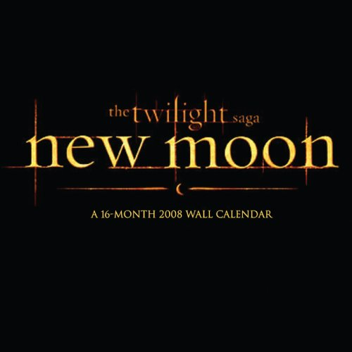 9781438805214: New Moon 2010 Calendar: The Twilight Saga