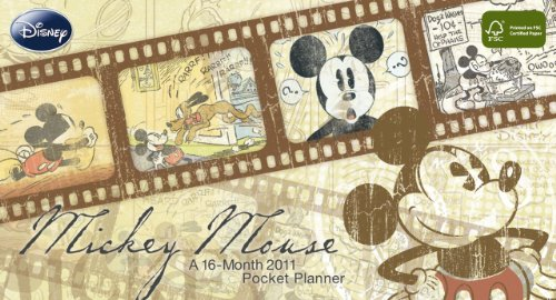 9781438809076: Mickey Mouse 2011 Pocket Planner