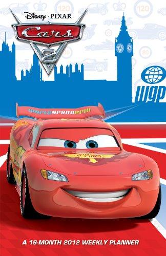 9781438812366: Disney Cars 2012 Weekly Planner