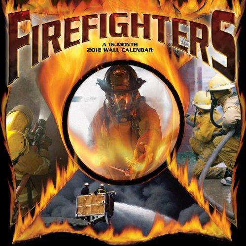 9781438812588: FireFighters 2012 Wall Calendar