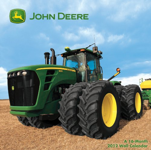 9781438813134: John Deere 2012 Calendar