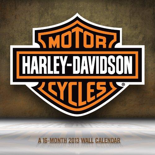 9781438818979: Harley-Davidson 2013 Wall Calendar