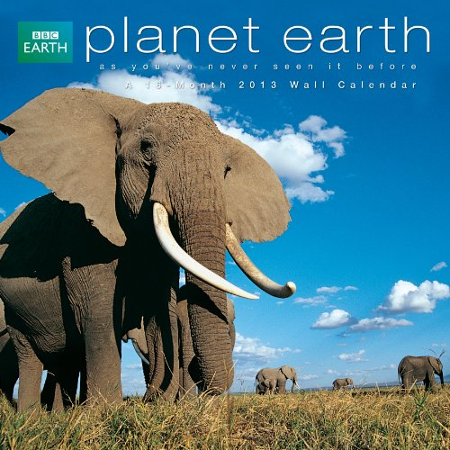 9781438819235: BBC Planet Earth Calendar