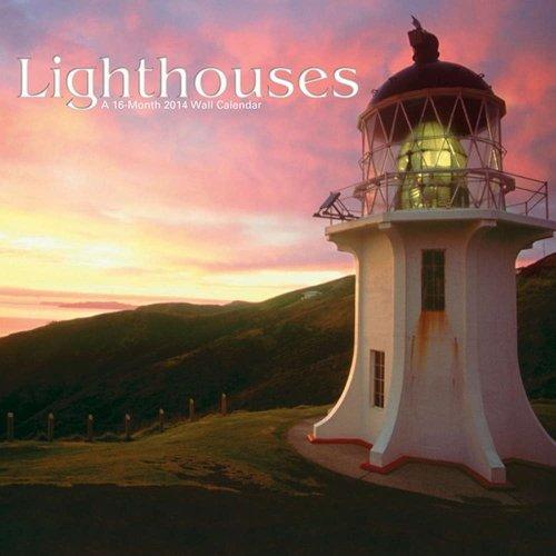 9781438825281: Lighthouses 2014 Calendar