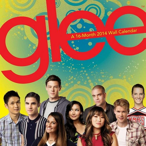 9781438825649: Glee 2014 Calendar