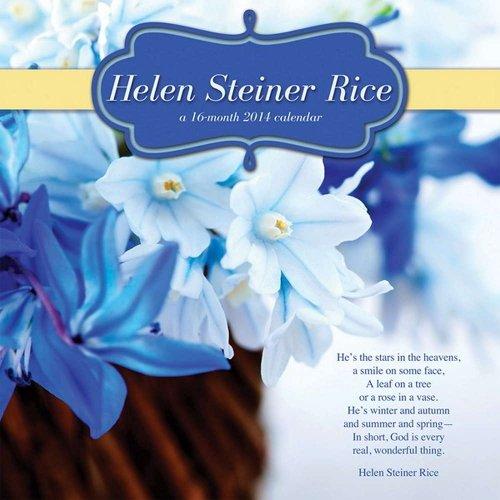 9781438825687: Helen Steiner Rice 2014 Calendar