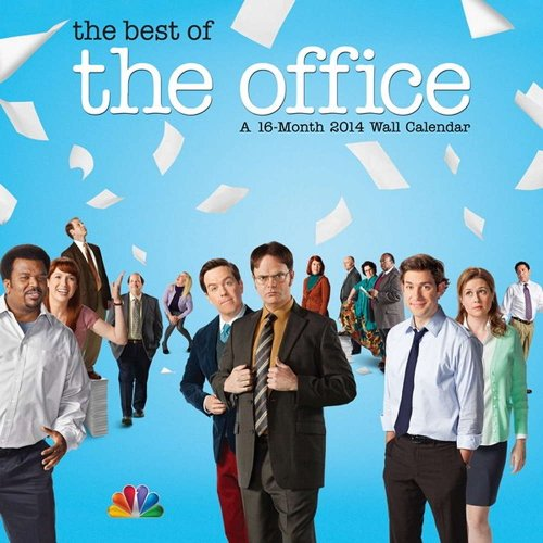 9781438826110: The Office 2014 Calendar