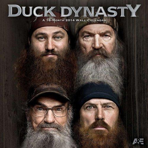Duck Dynasty 2014 Calendar: Trends