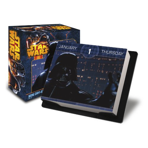 Star Wars Saga 2015 Mini Day-at-a-Time: Trends International