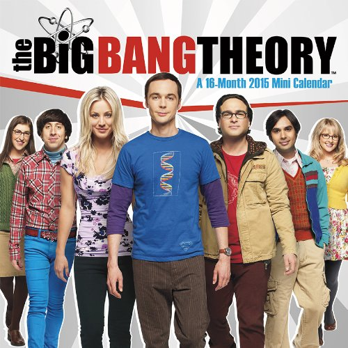 9781438832180: The Big Bang Theory 2015 Calendar
