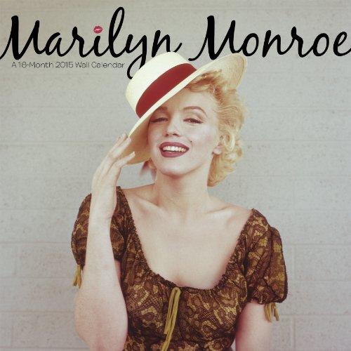 Marilyn Monroe 2015 Premium Art Calendar: Trends Internaitonal