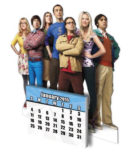 9781438836010: The Big Bang Theory 2015 Standee Calendar