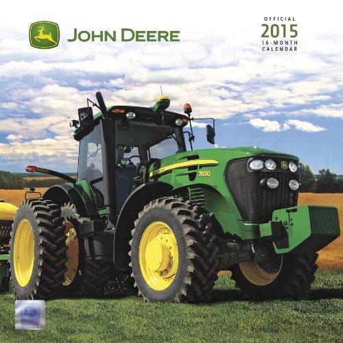 9781438837253: John Deere Official 2015 Calendar