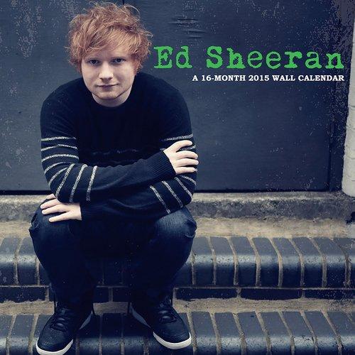 Ed Sheeran 2015 Premium Wall Calendar: Trends International