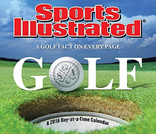 9781438838878: Sports Illustrated Golf Day At A Time 2016 Box Calendar