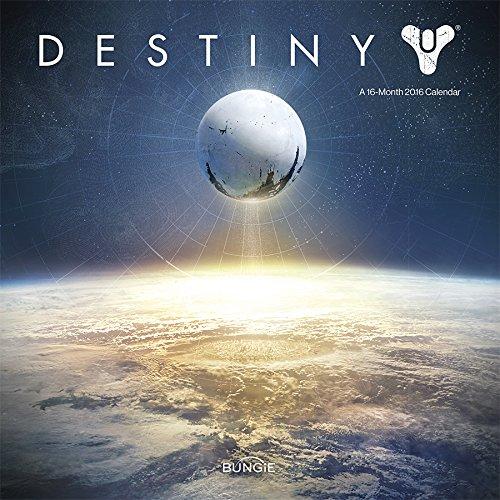 9781438840611: Destiny 2016 Calendar