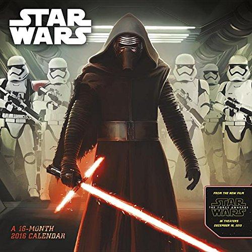 9781438841304: Star Wars Episode VII 2016 Calendar
